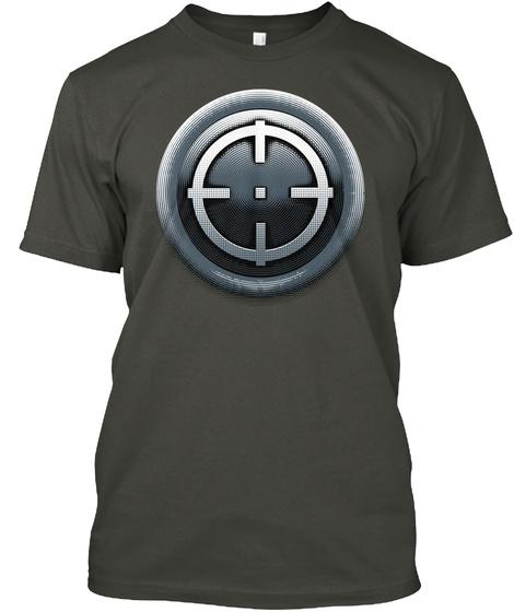 We Stalk Smoke Gray T-Shirt Front