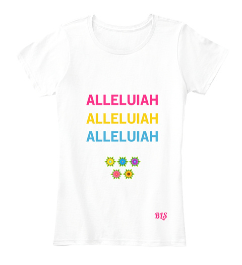 6d211bb17 Bls Alleluiah - ALLELUIAH ALLELUIAH ALLELUIAH BLS Products from BLS ...