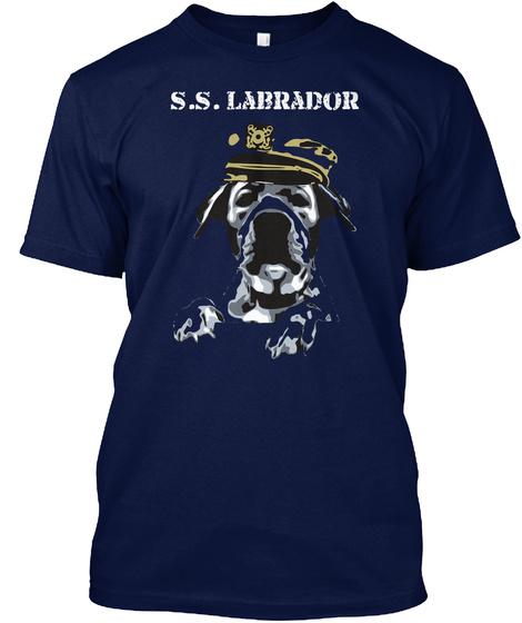 South Shore Labrador Unisex Tshirt