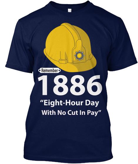 Mayday Parade Shirts Navy T-Shirt Front