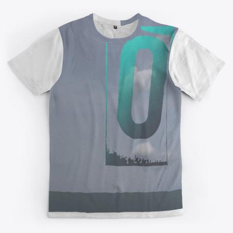 Oxygen Tee Standard T-Shirt Front