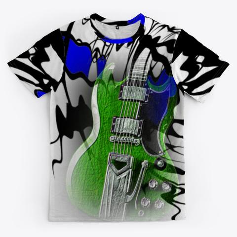 Bc Cat Gtr3555 Black T-Shirt Front