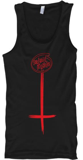 I/O Black Camiseta Front