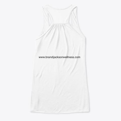 Warrior Queen Tee White T-Shirt Back