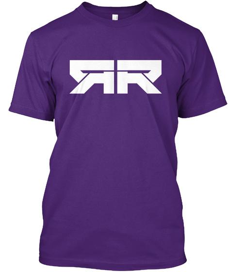 Rr Purple T-Shirt Front
