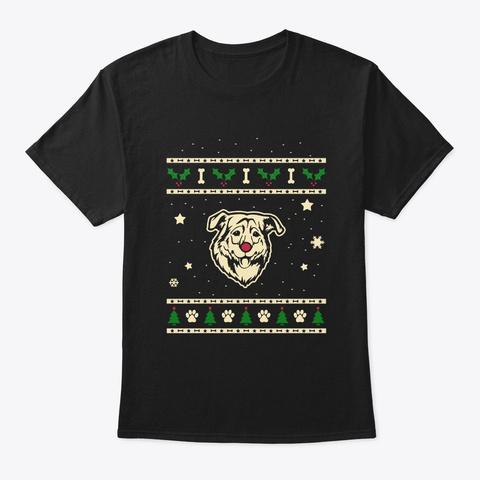 Christmas Cursinus Gift Black T-Shirt Front