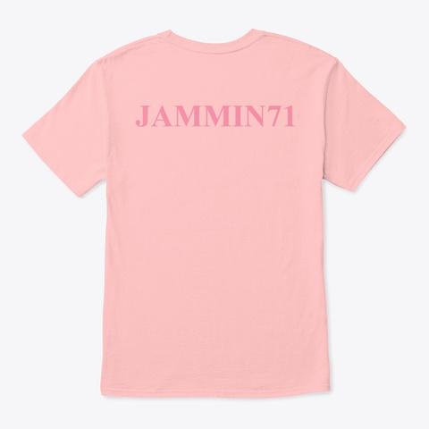 Art By @Sora.Does.Art Pale Pink T-Shirt Back