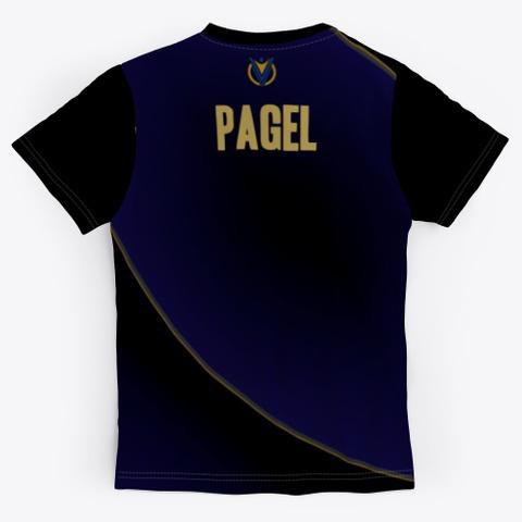 Pageljersey Standard T-Shirt Back