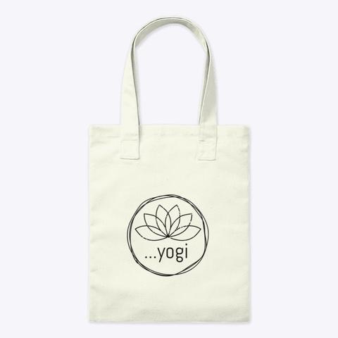 Yogi Natural T-Shirt Front