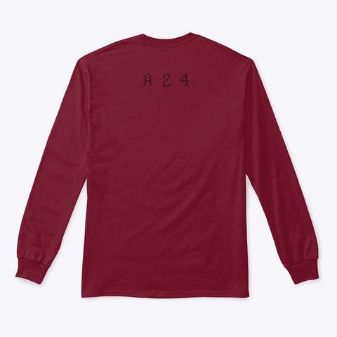 Tiger Cardinal Red T-Shirt Back
