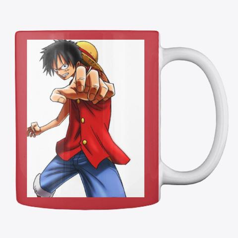 One Piece Monkey D Luffy Pirate King Mug