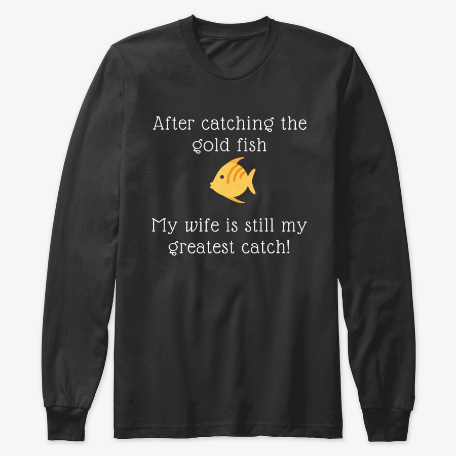 After Catching The Gold Fish SweatShirt