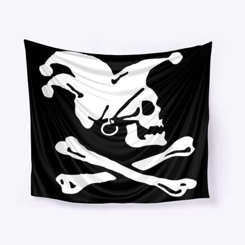 Bandiera Black T-Shirt Front