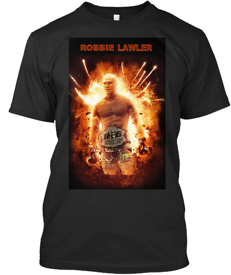 Epic Designs Clothing | Tribute To R O B B I E L A W L E R Robbie Lawler Products From