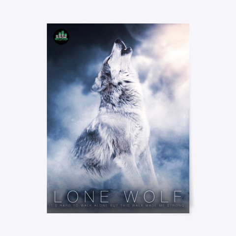 Lone Wolf Standard T-Shirt Front