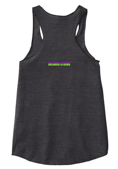 Orlando Strong Eco Black T-Shirt Back