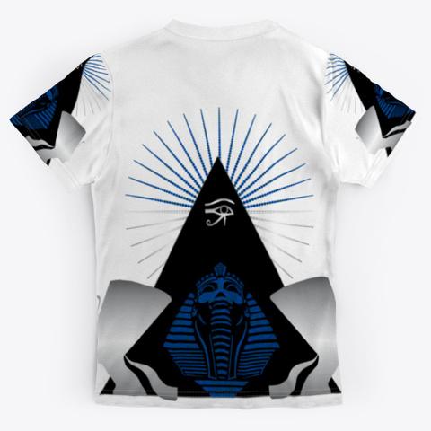 Tribal Wear 22 Standard T-Shirt Back