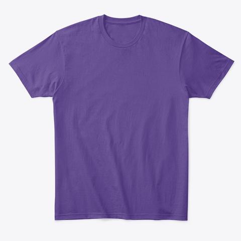 Flamingo Tshirt Purple T-Shirt Front