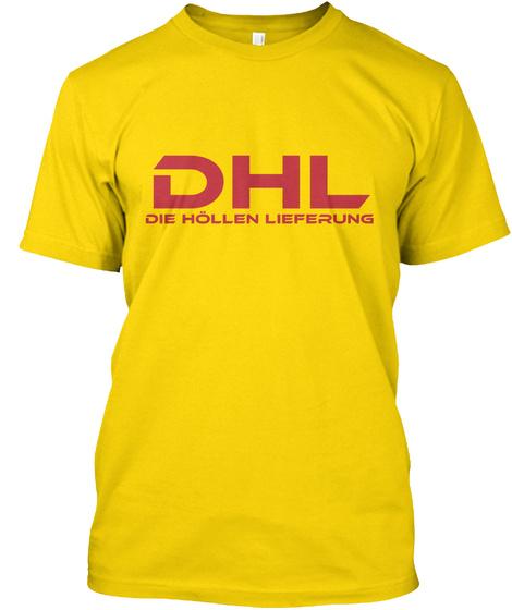 Dhl Die Höllen Lieferung Daisy T-Shirt Front