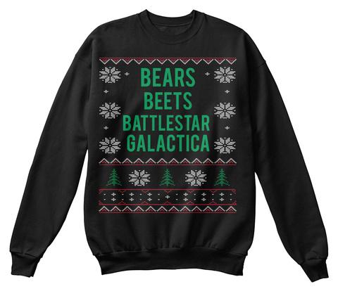 e4c950ead4d Bears Beets Battlestar Galactica Sweater - BEARS BEETS BATTLESTAR ...