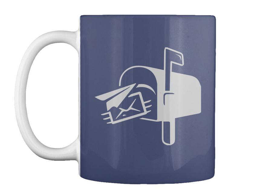 miniature 8 - Stylish Proud Postal Worker Gift Coffee Mug Gift Coffee Mug