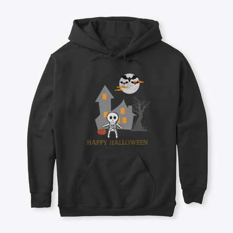 Halloween 2020 Black T-Shirt Front