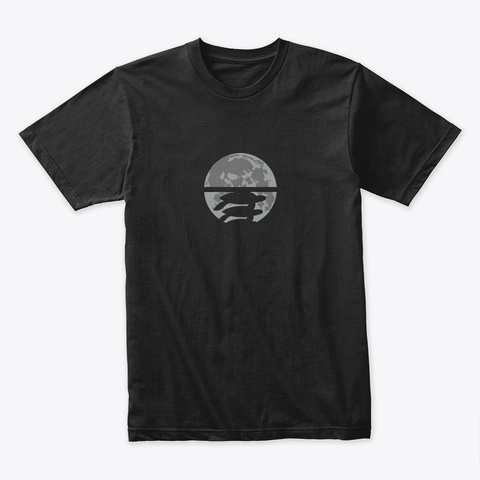 Flat Earth 2 👽 #Sfsf Black T-Shirt Front