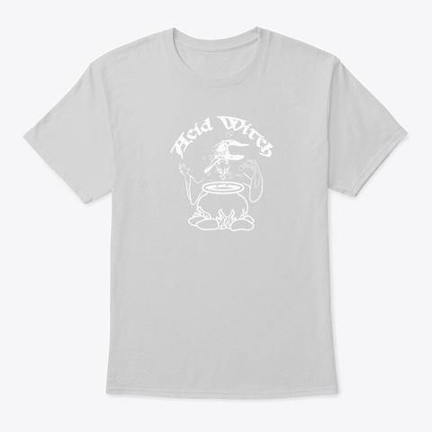 Vampire   Hat Witch Cauldron Poison Fir Light Steel T-Shirt Front