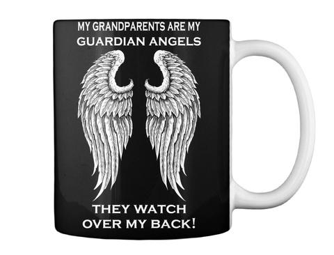 7997a21b7bddb Grandparents Guardian Angel MUG