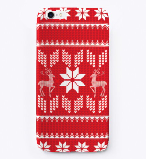 Christmas Iphone Cases For Christmas Day Standard Camiseta Front
