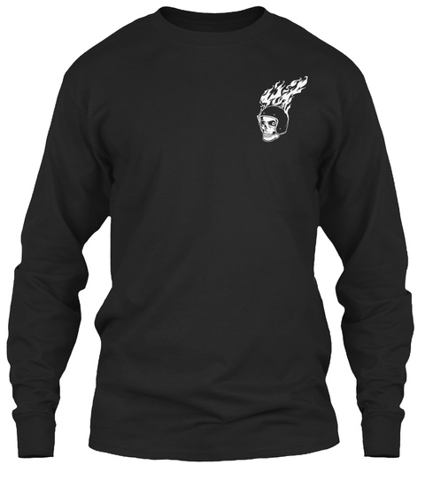 Wind Therapy Limited Edition! Black T-Shirt Front