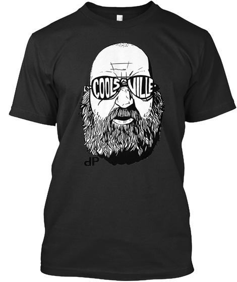 Cools Ville Black T-Shirt Front