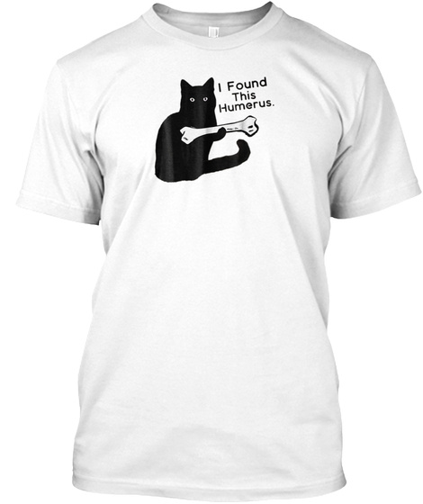 ec44d9a89 Funny I Found This Humerus Cats Products from Aruba Caribbean ...