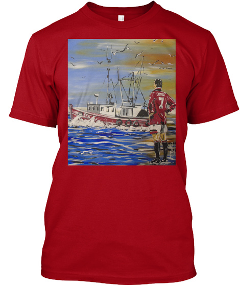 Eric Cantona Oi Products From Tonys Soccer Tees Teespring