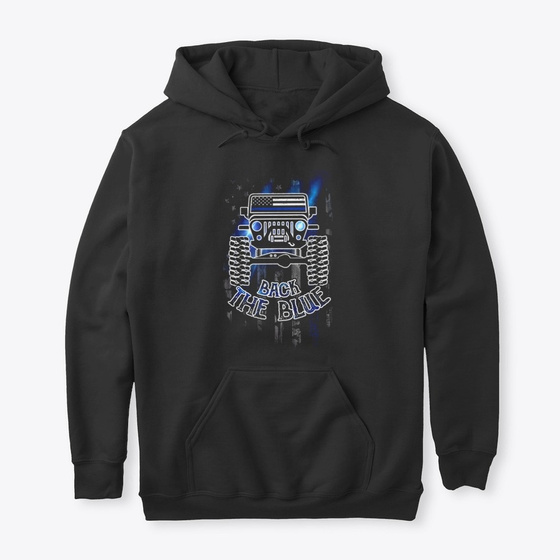 Back The Blue Products from Teefavor | Teespring