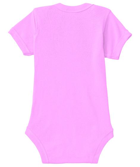 Love Manatee Baby Pink T-Shirt Back