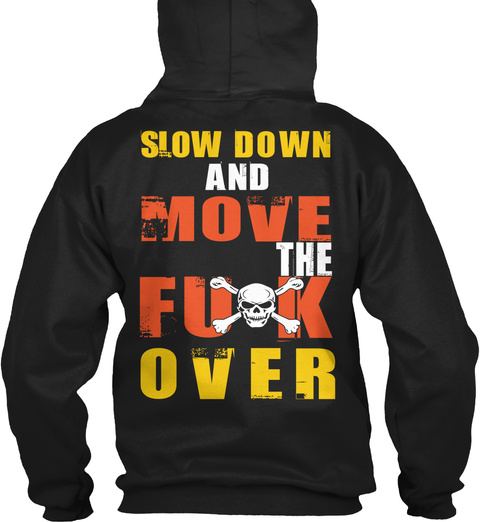 Its A Tow Truck Thing You Clearly Dont Understand Lemme Explain.. Black T-Shirt Back