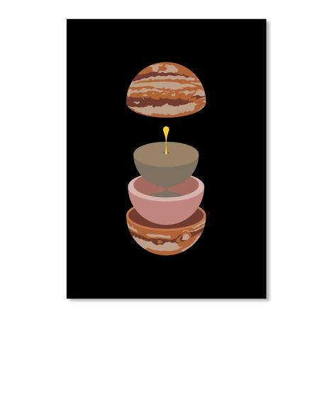 Layers Jupiter V Sticker [Usa] #Sfsf Black Sticker Front