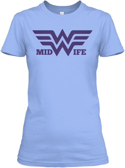 Your Midwife Is A Superhero Unisex Tshirt