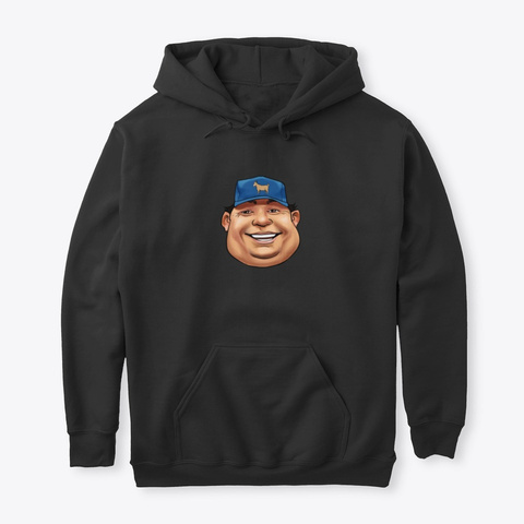 Godito Sweatshirt Black T-Shirt Front
