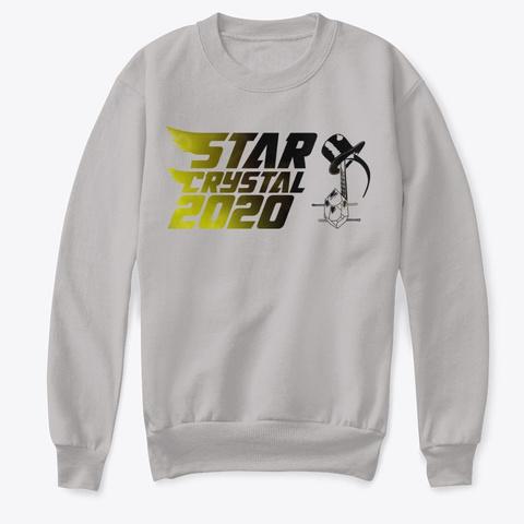 Star Crystal 2020 Light Steel  T-Shirt Front
