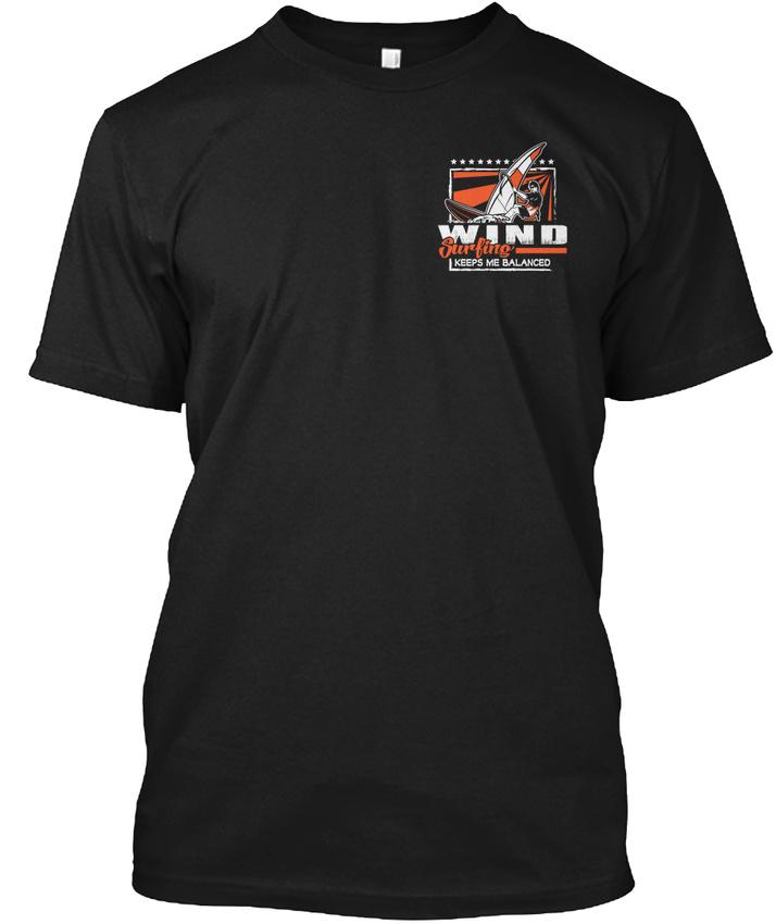 Windsurf-Hanes-Tagless-Tee-T-Shirt thumbnail 16