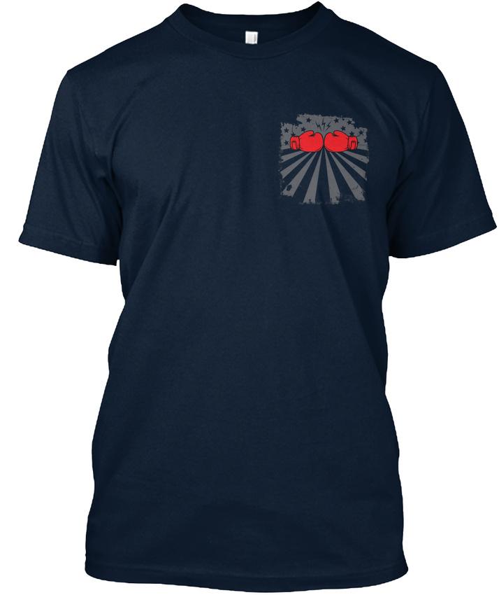 Boxing-Flag-Premium-Tee-T-Shirt thumbnail 8