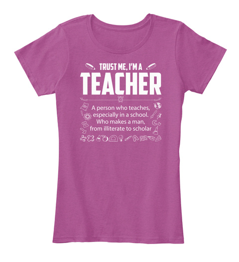 Teacher T Design Women S Products From