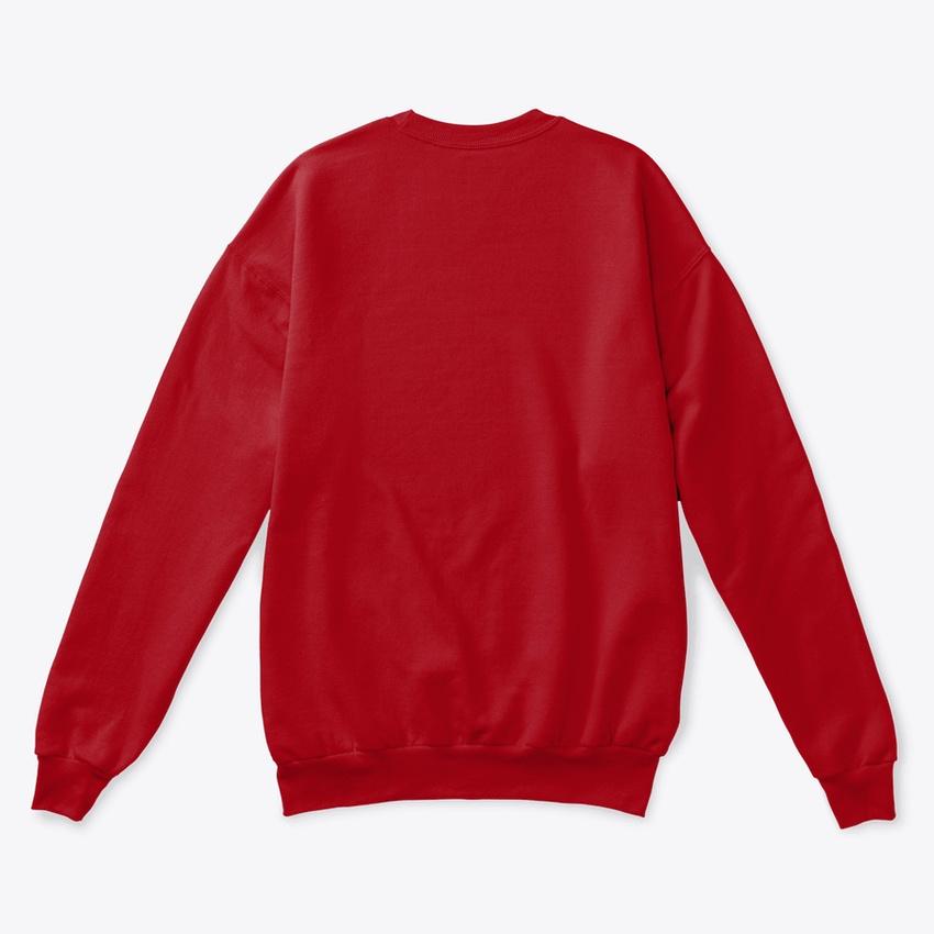 Red Red Wine Crew Neck Sweatshirt