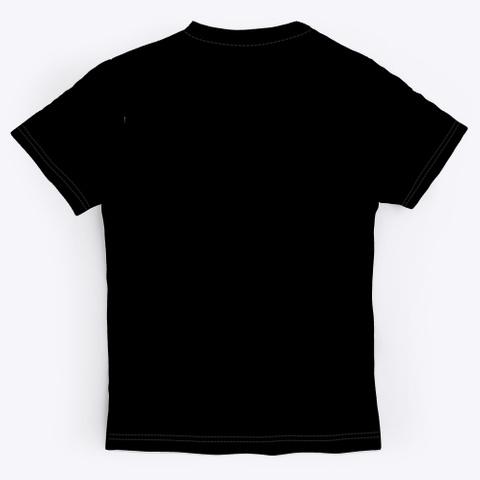 I Win  Black T-Shirt Back