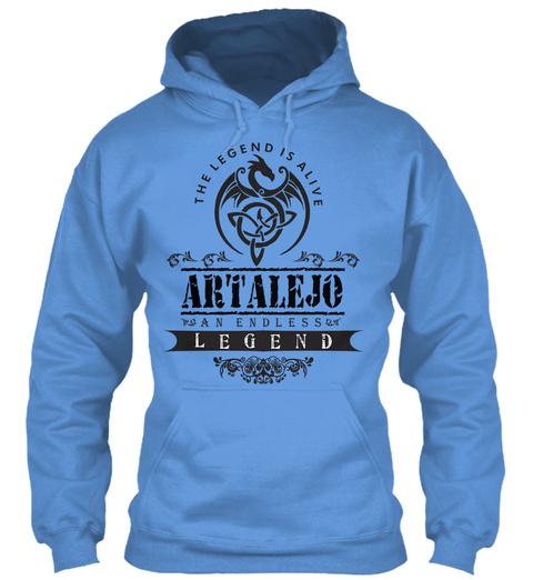 Artalejo  Carolina Blue T-Shirt Front