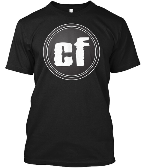 Cold Fusion Black T-Shirt Front