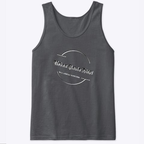 Urban Radio Clothing Charcoal T-Shirt Front