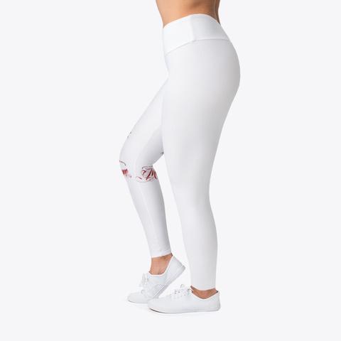 Melanin Mystique Leggings Standard T-Shirt Left